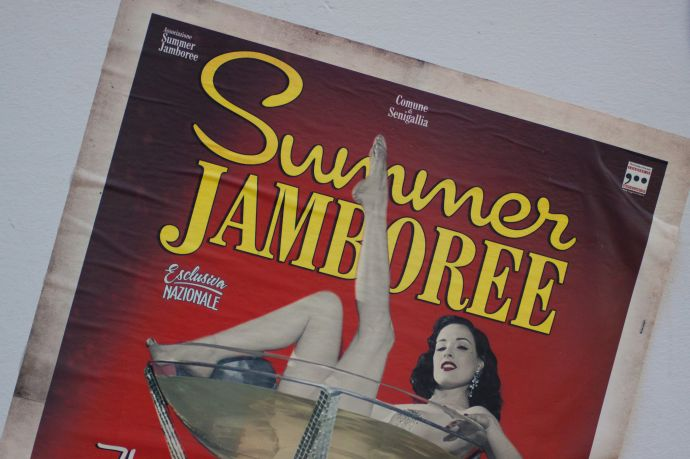 Piccolo manifesta del Summer Jamboree 2014